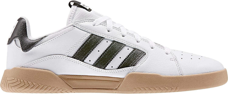 Adidas Vrx Low Schuh - Weiß schwarz Gum4 Größe  10.5 Farbe  Weiß schwarz Gum4