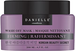 Danielle Wash-Off Facial Mask with Retinol and Caffeine, Firming
