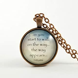 Best rumi necklace quote Reviews