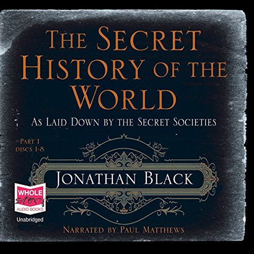 The Secret History of the World cover art