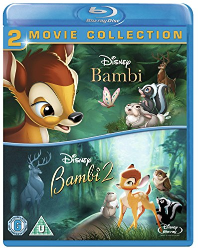 Bambi & Bambi 2 [Blu-ray] [UK Import]