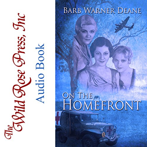 On the Homefront audiobook cover art