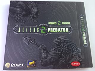 TopCD Aliens Versus Predator 2 (PC, 2001 Korea Import) Multi-play english win10 alien vs predator 2