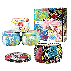 Image of Large Size Scented Candles...: Bestviewsreviews
