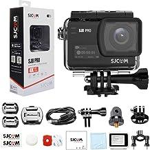 SJCAM SJ8 Pro Action Camera 4K / 60FPS WiFi Sports Cam 2,3 inch touchscreen met 170° groothoeklens EIS 8X digitale zoom wa...