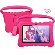 Kids Tablet PC Android 8.1 OS 7 Inch Full HD Display Tablets for Kids 1GB RAM 16 GB Storage...