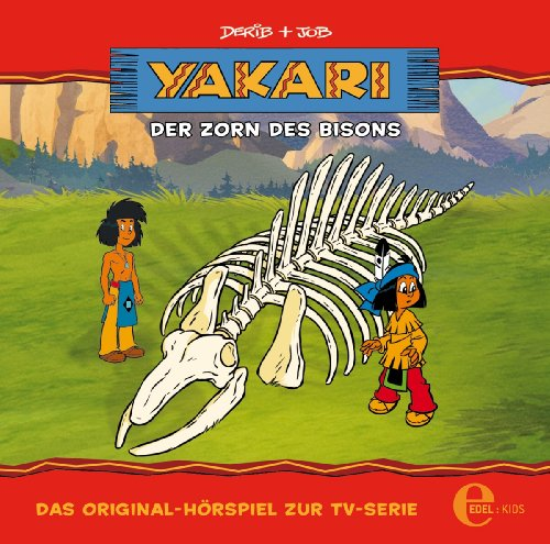 """Yakari – """"Der Zorn des Bisons"""