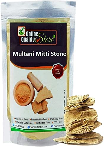 Multani Mitti 900 Gms Stone Form Pure Herbal Prime Offer Pure and Original Guaranty Offer for Today Only