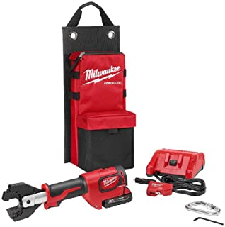 Milwaukee M18 18-Volt Lithium-Ion Cordless Cable Cutter with Steel Jaws-2672-21S