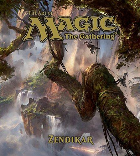 The Art of Magic: The Gathering - Zendikar (1)