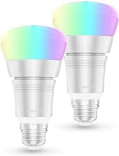 Warehouse 60W E26//E27 5000LM Warm White 3000K Deformable Ceiling Bulb for Garage Basement Barn MD Lighting LED Garage Light Working Light 95V-265V