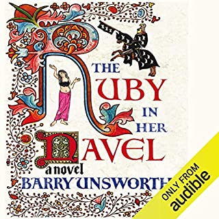 The Ruby in Her Navel audiobook cover art