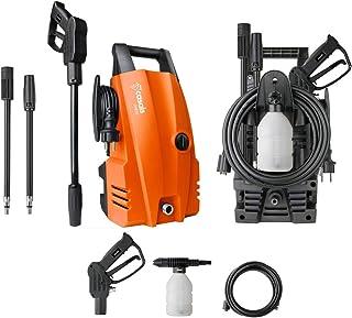 Casals C63009000 Hidrolimpiadora, 1400 W, Naranja