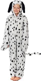 Charlie Crow Dalmatian Costume for Kids 3-11 Years