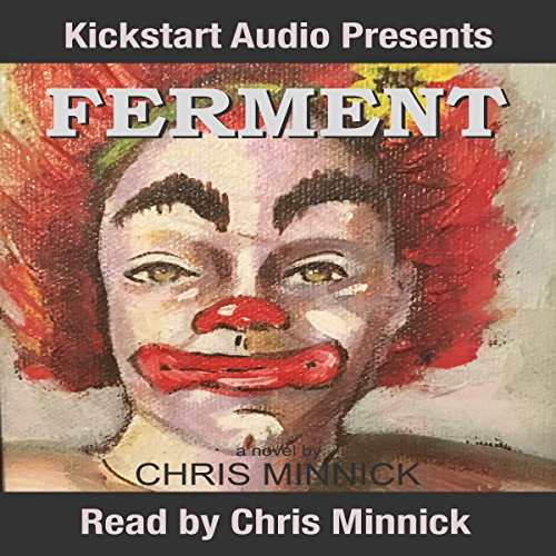 Ferment audiobook cover art