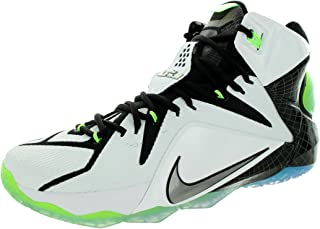 finest selection 5cfb9 224f6 Nike Lebron XII AS All Star Men s Shoes White Multi-Color-Black 742549