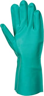 Portwest - A810 gnrl química guante de nitrilo de protecci