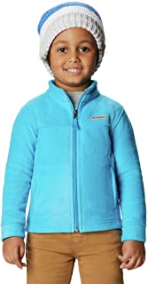 Columbia Little Boy's Steens Mt II Fleece Outerwear Ocean Blue X-Small