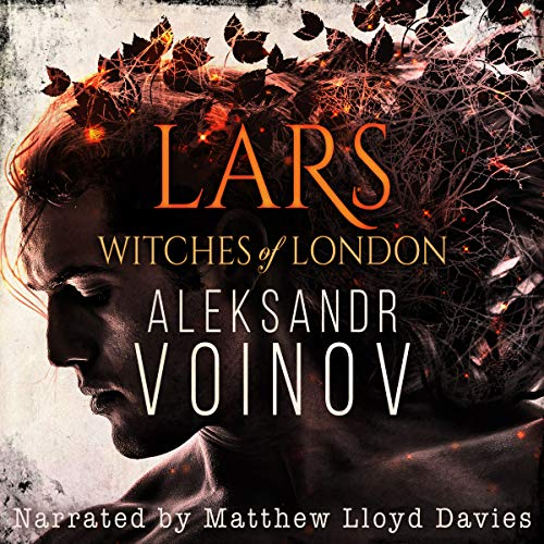 Witches of London - Lars audiobook cover art