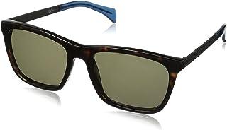 Tommy Hilfiger TH1435S Wayfarer - anteojos de sol unisex para adulto