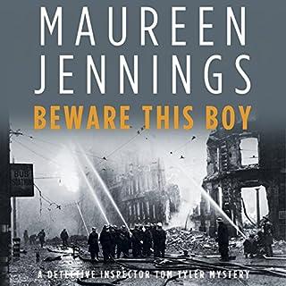 Beware This Boy audiobook cover art