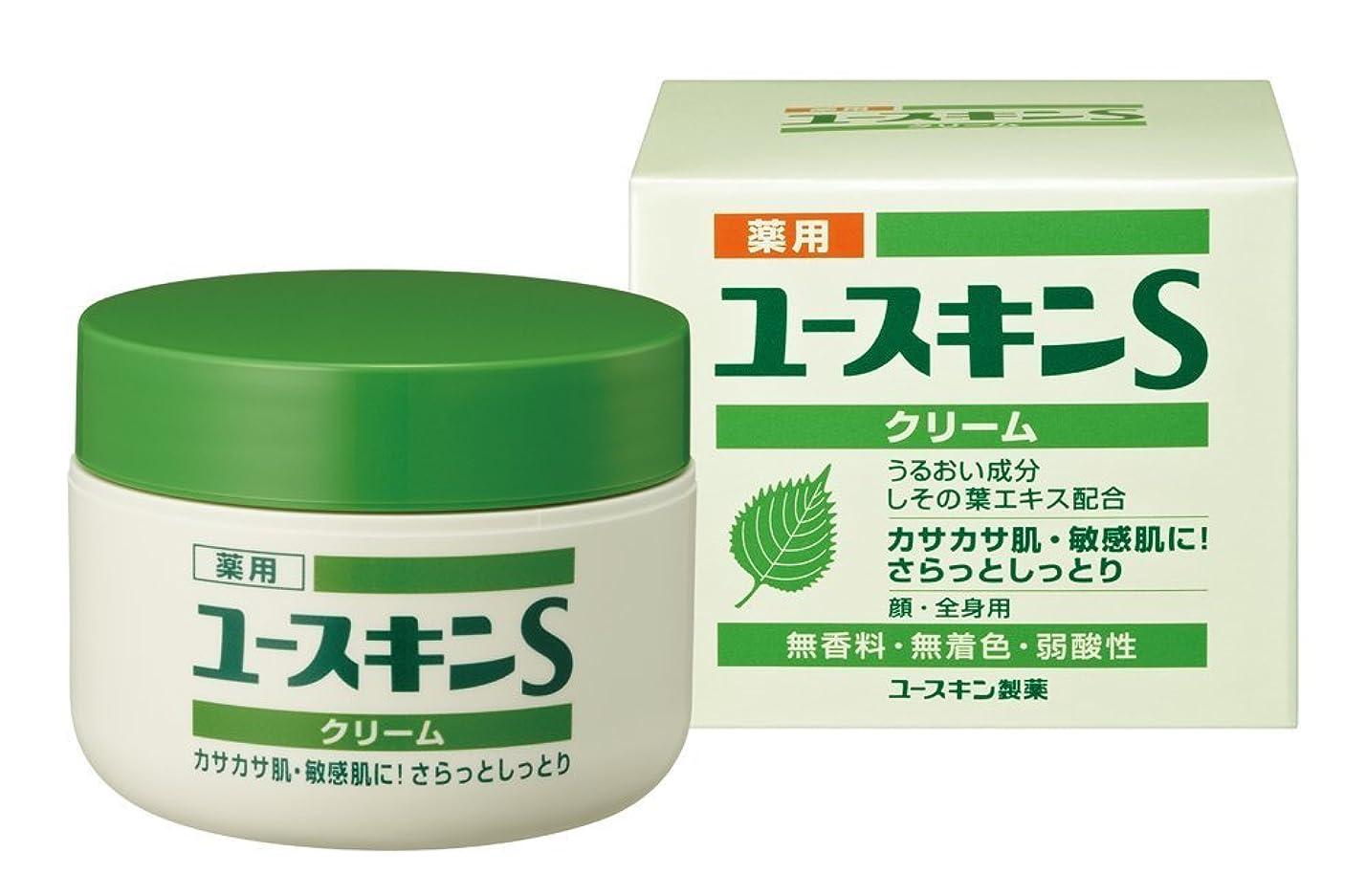 社会検索マニアックユースキン製薬 薬用ユースキンSクリーム 70g(医薬部外品)