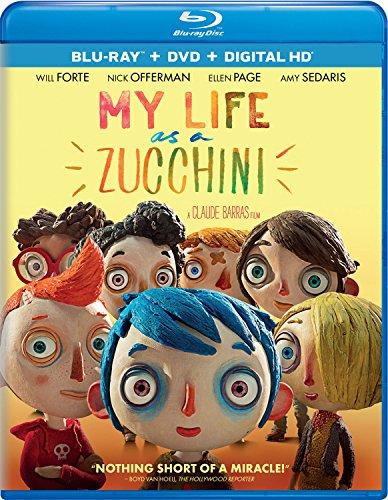 My Life as a Zucchini [Blu-ray]