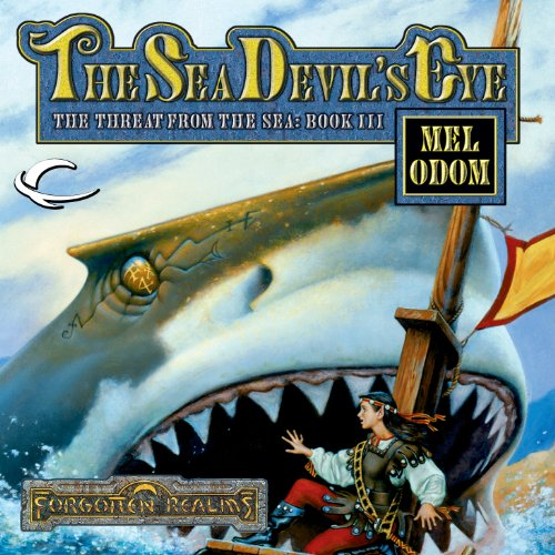 The Sea Devil's Eye audiobook cover art