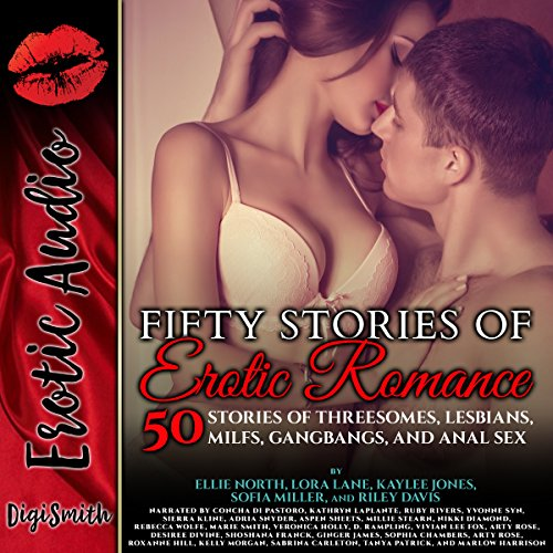 Fifty Stories of Erotic Romance cover art