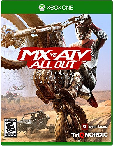 MX vs ATV All Out - Xbox One