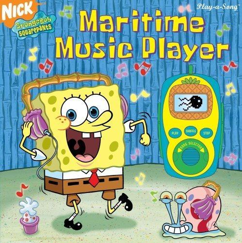 Spongebob Squarepants Maritime Music Player with Other (Play-A-Song) (2007-04-04)