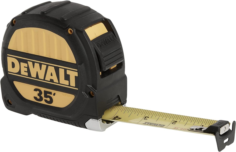 DEWALT DWHT33976L Quality inspection 35 overseas foot Tape Measure Blade 1-1 4 Inch