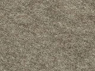 Minerva Crafts 100% Wool Felt Fabric Mocha - per 5 metre roll