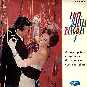 Kotimaisia tangoja 4