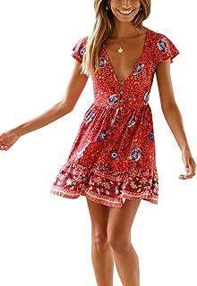 buy popular bc3cd 7c96a Amazon.it: vestiti estivi donna