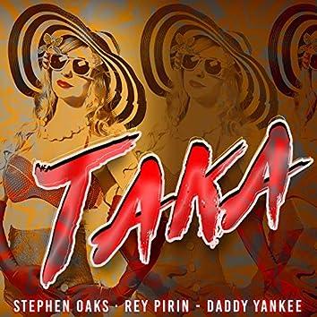 Taka (feat. Daddy Yankee) [Radio Edit]