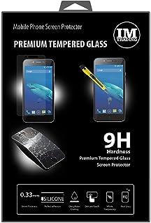 ENERGMiX Premium härdat skyddsglas kompatibel med ZTE Blade A460 pansar hårt glas skydd glas extremt reptåligt säkerhetsglas
