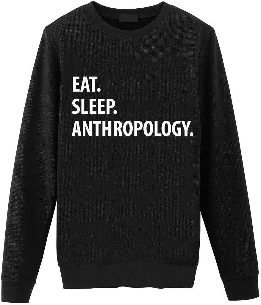 Eat Sleep Anthropologie Pull unisexe Fellow Friends