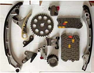 Engine 2TR-FE Timing Chain Kit for 2005-2015 TOYOTA 4RUNNER Tacoma 2.7L DOHC 16V 2TRFE 2TR-FE ENGINE