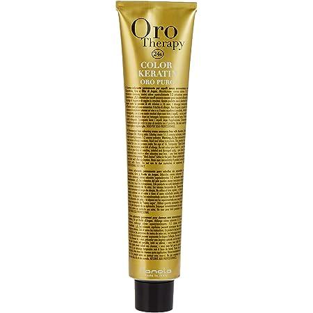 Fanola Oro Therapy 7.0 Blonde coloración del cabello Caoba ...