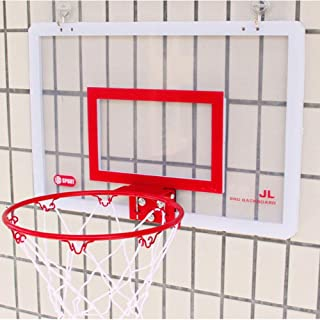 SM Dormitory Basketball Board Indoor And Outdoor Ball Rack Frame Wall Attached Wall Kids Hoop Children Hanging Basket Bask...