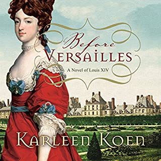 Before Versailles cover art