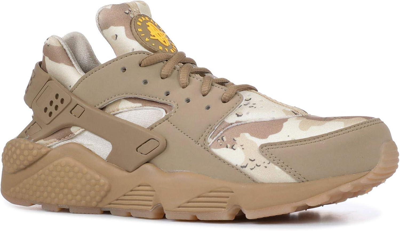 Nike Men's Huarache Running Shoes - Camoflage