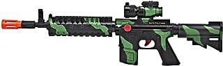M4 Machine Gun Friction Toy Gun, Perfect for Kids, No Batteries Required