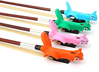 Hold Violin Bow Holder Violin/Viola Bow Teaching Aid Violin Bow Grip Learn Violin