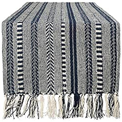 Image of DII Braided Cotton Table...: Bestviewsreviews