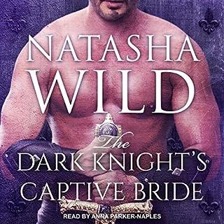 The Dark Knight's Captive Bride cover art