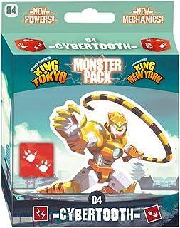 Monster Pack #4 Cybertooth