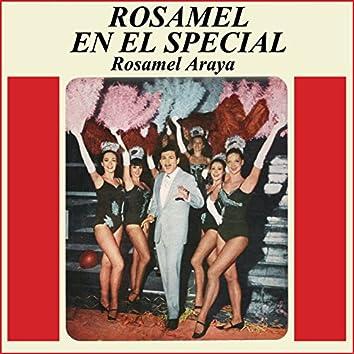 Rosamel en el Special