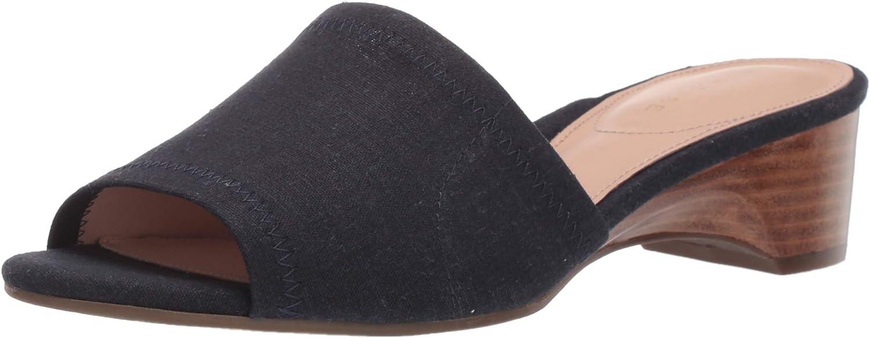 TARYN ROSE Women's Nicolette Slide Sandal